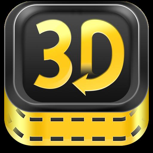 Tipard 3D Converter -Convert 2D to 3D