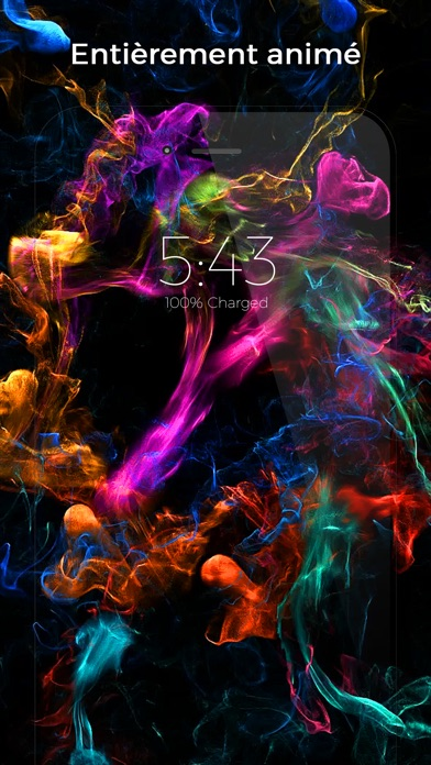 download Nebula - Live Wallpapers apps 3