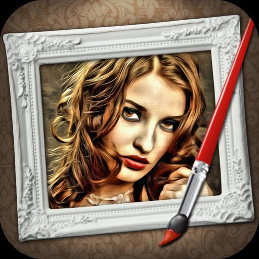 Portrait Painter for Mac