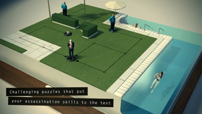 Screenshot #5 for Hitman GO