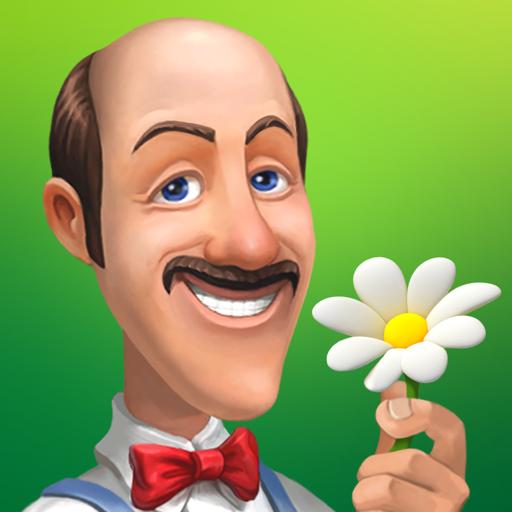 梦幻花园 (Gardenscapes) For Mac