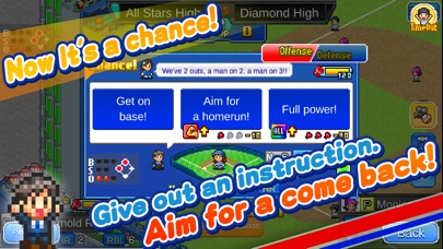 Home Run High screenshot1