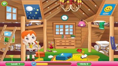 العاب تنظيف المنزل جدتي - العاب بنات جديدةلقطة شاشة5