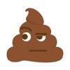Poo Emoji 1 : Autocollants animés d'Emoji mignon