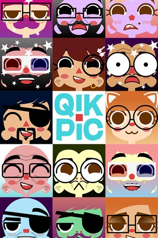 QikPic - Avatar & Profile Picture Maker screenshot 1