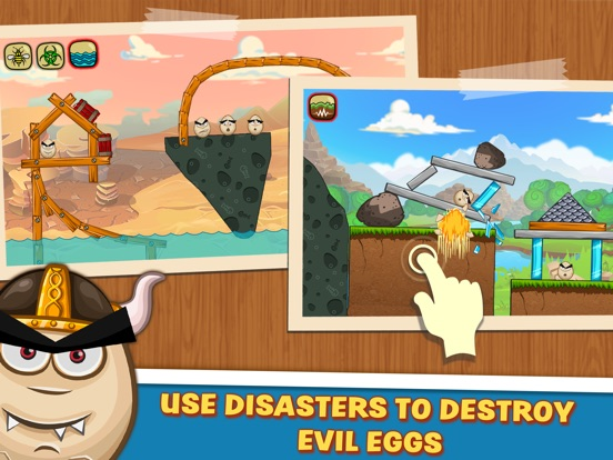 Disaster Will Strike на iPad