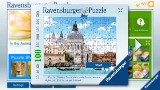 Ravensburger Puzzle Screenshots