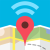 Wifimaps offline - hotspots anywhere & offline map - traces2