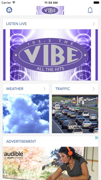 download WVYB 103.3 The Vibe apps 0