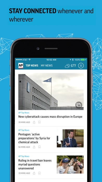 download AP News apps 0