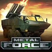 Metal Force 3D Multiplayer Tank Shooting Game Hack Gold and Silver (Android/iOS) proof