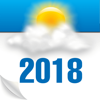 More weather-multi regional 1year weather forecast