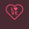 Kanwarpal Singh - Love card stiickers artwork