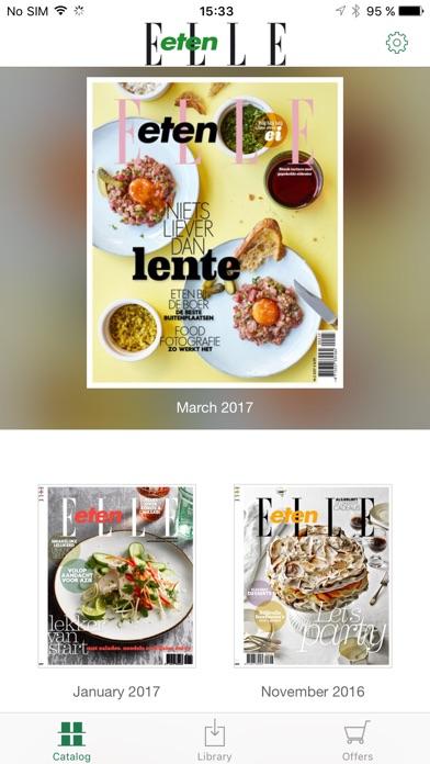 Download ELLE Eten Nederland App
