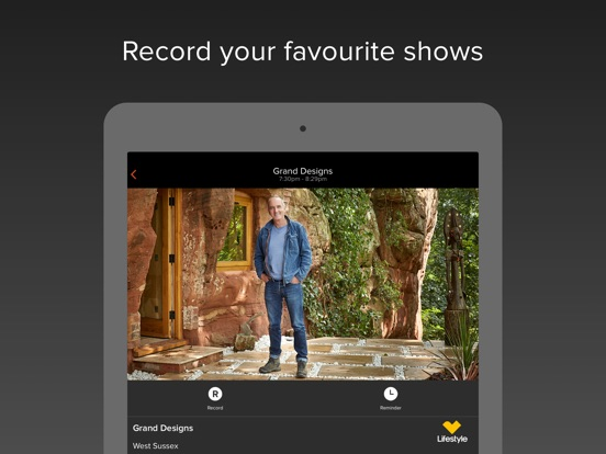 how to get foxtel on ipad
