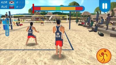 Скриншот Пляжный волейбол 2017