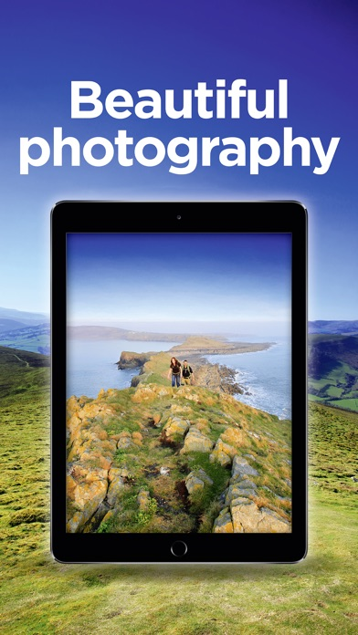 Country Walking Magazine review screenshots