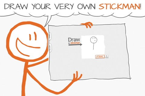 Draw A Stickman Pro screenshot 1