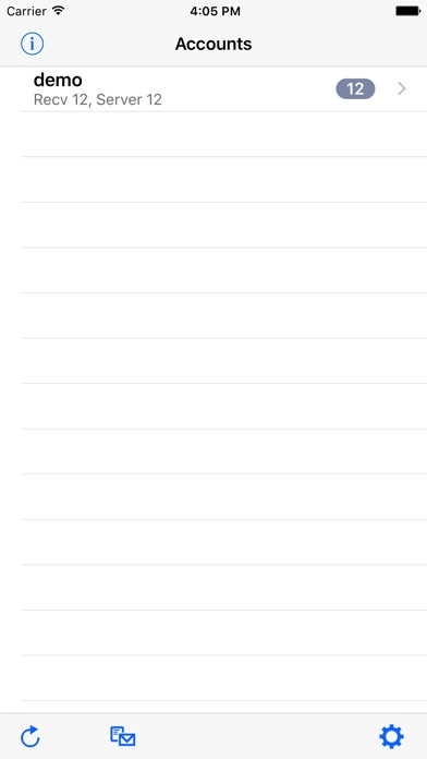 nPOP for iPhone screenshot1