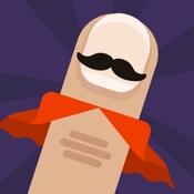 Finger Hero: Evita Gli Ostacoli