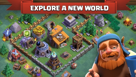 Top Clash of Clans on the App Store CT18