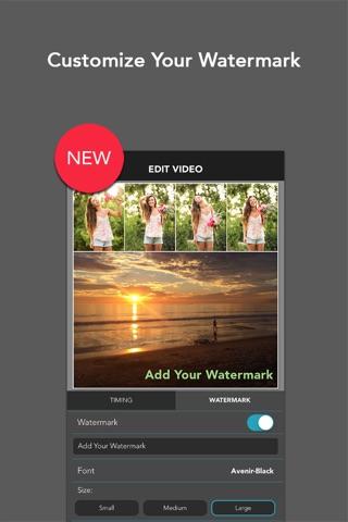 PicPlayPost - Video Editor screenshot 2