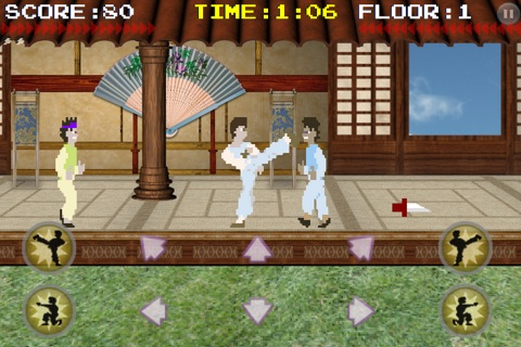 Karate Fighter screenshot 2