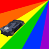 Gabriel Donoso - Rainbow Racer! artwork