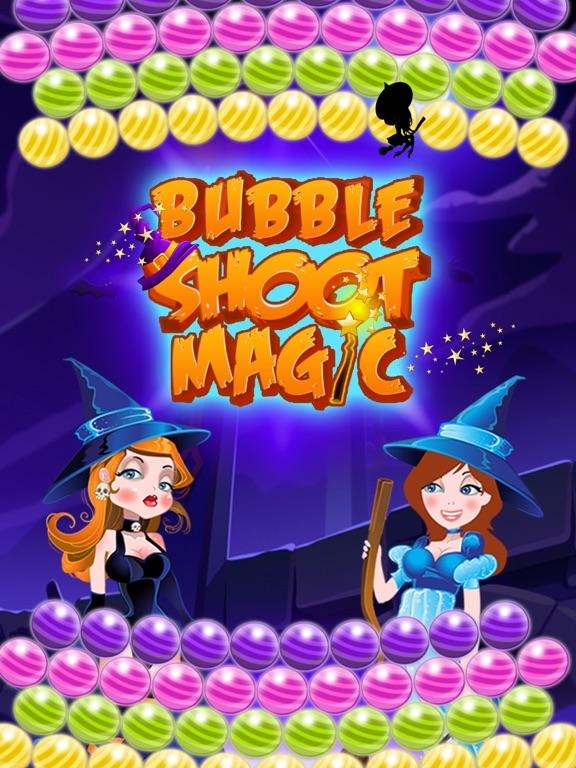 Скачать Bubble Shoot Магия