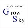 レディースファッション|ワンピース等通販 GrowSky