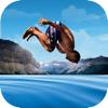 Flip Swim Diving : Cliff Jumping