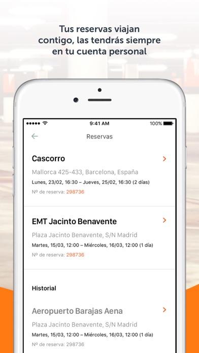 download Parclick - Encontrar Parking apps 2