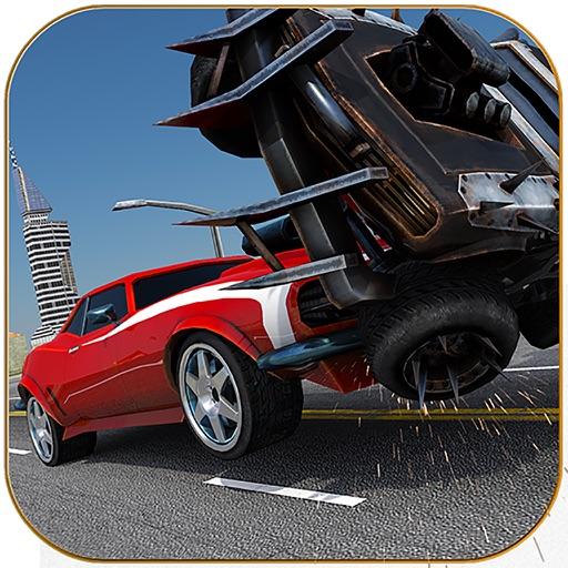 Demolition Derby: City Craze iOS App