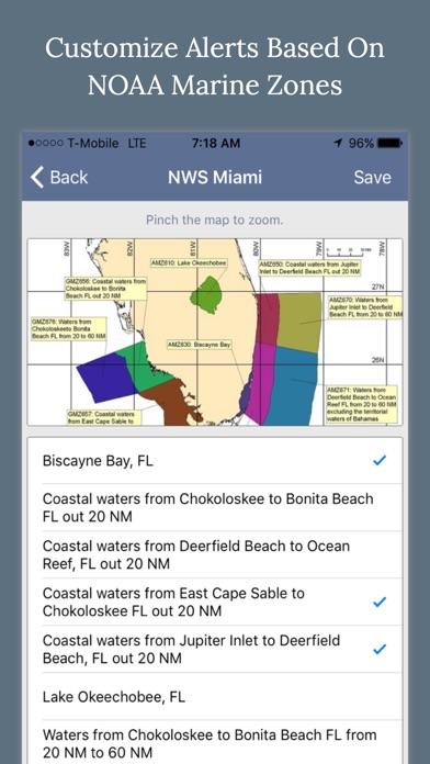 Noaa Marine Weather Forecast Alerts Warnings App Reviews