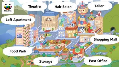 Screenshot #10 for Toca Life: City