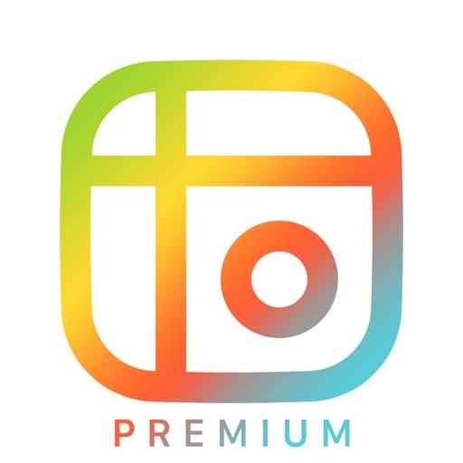 Mixgram 写真 - 写真加工 - コラージュ