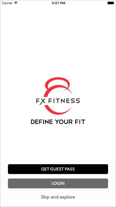 download FX Fitness apps 4