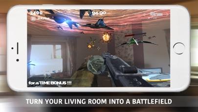 SpaceShooter - AugmentedReality PRO Screenshot 1
