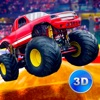 Monster Truck Stunt Arena
