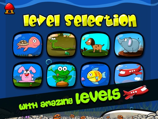 Kids Teaser Puzzles Pro Screenshots