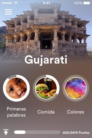 uTalk Classic Learn Gujarati screenshot 1