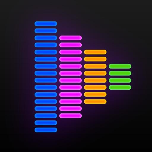 【音乐休闲】均衡器+PRO 音量增强器出色的音质效果和可视化器的音乐爱好者