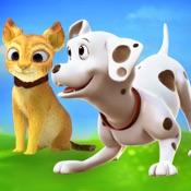 Cat & Dog Online: Multiplayer Kitten & Puppy Sim