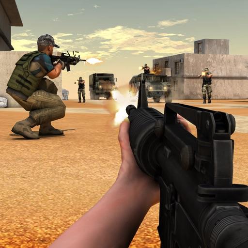 Counter Terrorist Hero Legend iOS App