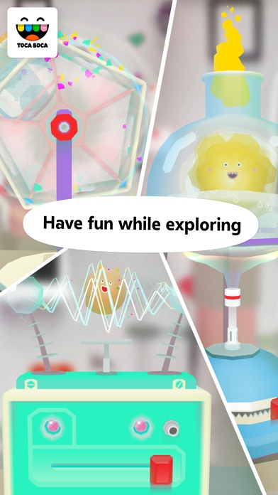 download Toca Lab: Elements apps 2