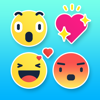 New Emoji LiveMe Now plus Text Messenger Sticker