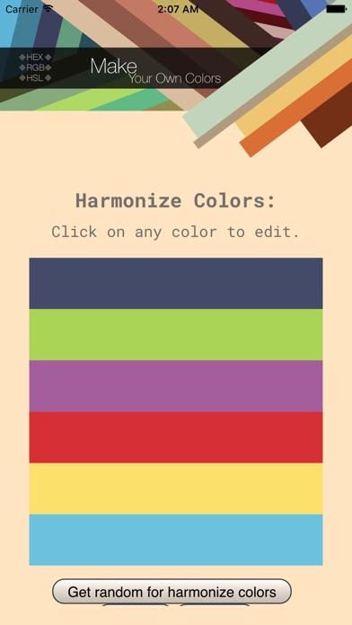 Color Pro - Color tool Screenshots
