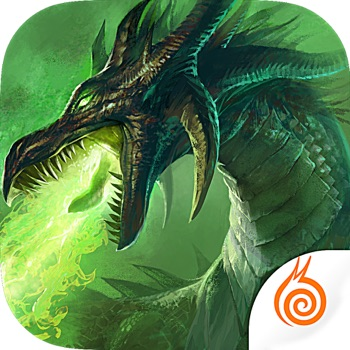 Dragon Revolt - Classic MMORPG app for iphone