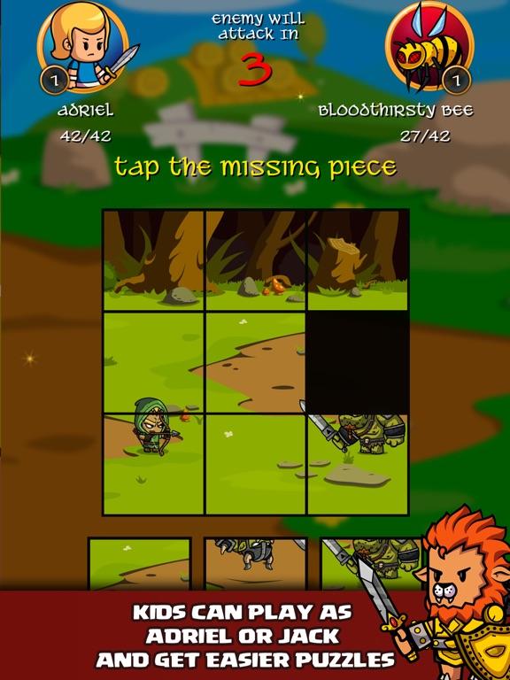 Игра Puzzlewood Quests Premium