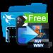 フリー WMV AVI 変換